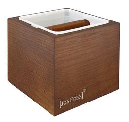 [JoeFrex]® Abschlagbehälter / Knockbox Classic in Birke Multiplex braun