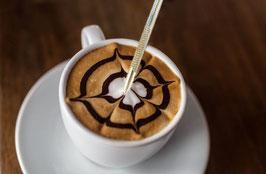 "[JoeFrex]® ""Latte Art Nadel"" Latte Art Nadel mit aufgerautem Griff"