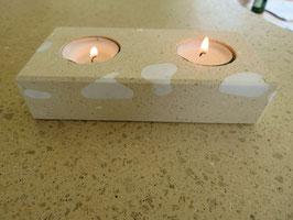 Kerzenhalter 2 -Flammig Modern