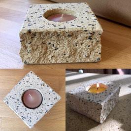 Kerzenhalter 1-Flammig Dalmatiner