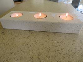 Kerzenhalter 3-Flammig Modern