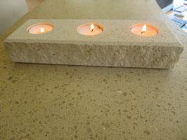 Kerzenhalter 3-Flammig classic