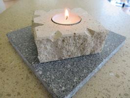 Kerzenhalter 1-Flammig Muster