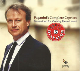 Paganini's Complete Caprices