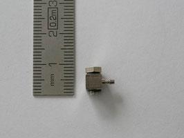 油圧回転LコネクターM3/1mm