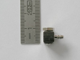 油圧回転LコネクターM4/2.5mm
