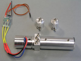 ツイン油圧ポンプ