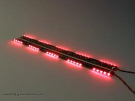 LEDアレイ130mmレッド