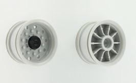 Carson 500907154 プラスチック製ホイール