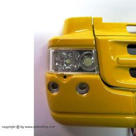 スカニアヘッドライトボード