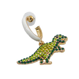 The Single Dinosaur Earring