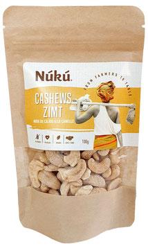 Cashews Honig-Zimt