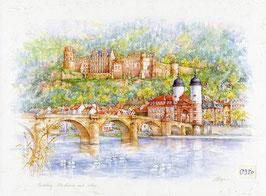 Heidelberg - Alte Brücke