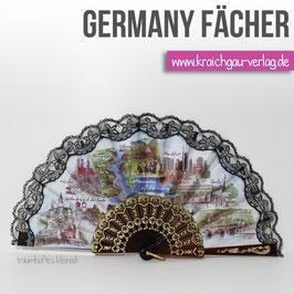 Fächer Germany schwarz