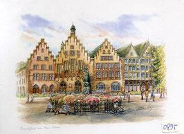 Frankfurt am Main - Römer