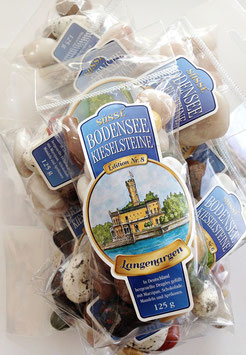10er Set Süße Kieselsteine vom Bodensee