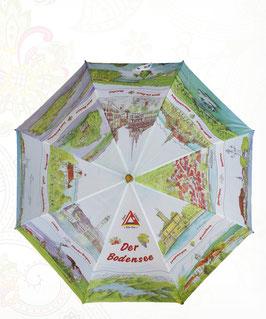 Bodensee Regenschirm