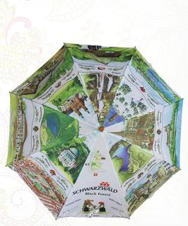 Schwarzwald Regenschirm