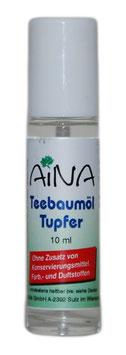 Teebaumöltupfer Roll-on-Stift    10 ml