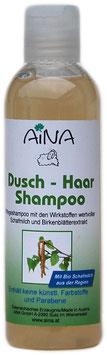 AINA Dusch-Haar-Shampoo 200ml