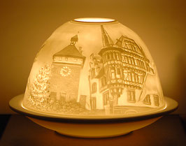 Porzellan-Windlicht  Konstanz