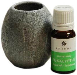 Saunakko Sauna-Aromabecher mit Eukalyptusöl