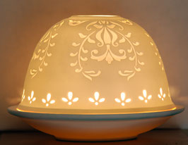 Porzellan-Windlicht Ornament