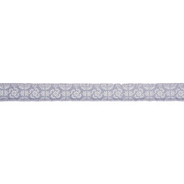 Dekoband Ornament, 18 mm breit