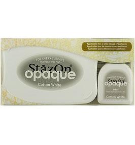 Stazon Opaque Set *Cotton White*