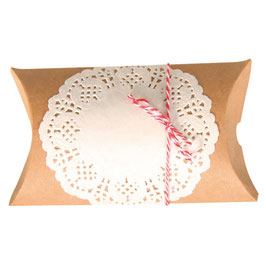 Geschenk-Verpackung-Set *Pillowbox*!