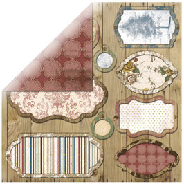 BoBunny Scrapbookingpapier Serie *Provence Elegance*