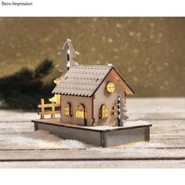 Holzbausatz *Häuschen*