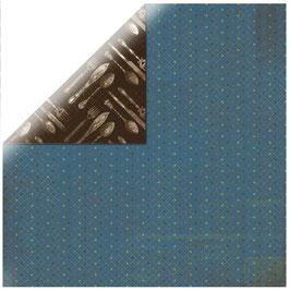 BoBunny Scrapbookingpapier Serie * Provence Pantry*