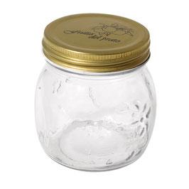 Schraubdeckel Glas in verschiedenen Größen