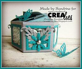 Crealies Create A Box Stanzschablonen-Set No. 2