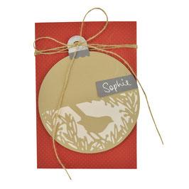 Sizzix Thinlits Set *Festive Bird*