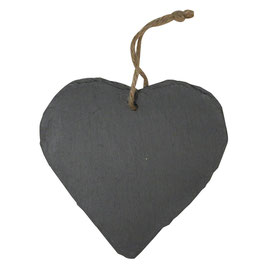 Großes Schiefer-Herz