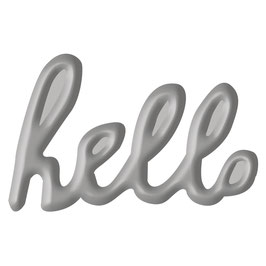 Embossing-Stanzer *Hello*