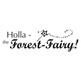 Holzstempel * Forest-Fairy*