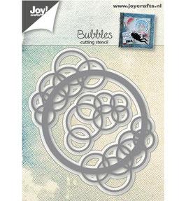 Stanzschablonen-Set *Bubbles*