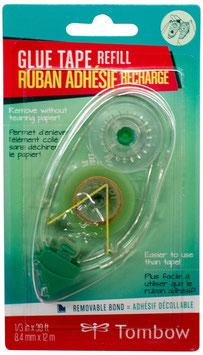 Tombow Glue Tape non-permanent Nachfüllkassette (wiederablösbar)!