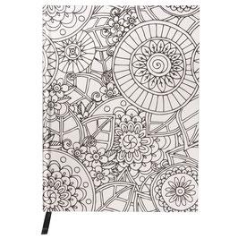 Tangle Notizbuch *Flora*