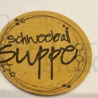 Stempel *Schneeballsuppe – Label*