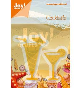 Stanzschablonen-Set *Trinkgläser Cocktail*