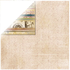 BoBunny Scrapbookingpapier Serie *Provence C'est Chic*