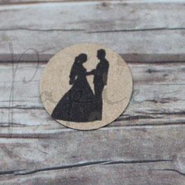 Stempel *Brautpaar*