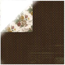 BoBunny Scrapbookingpapier Serie *Provence My Secret Garden*