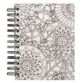 Tangle MemoryJournal *Flora* mit Fototaschen