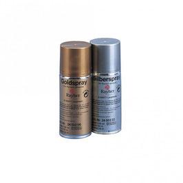 Deko-Spray silber und gold