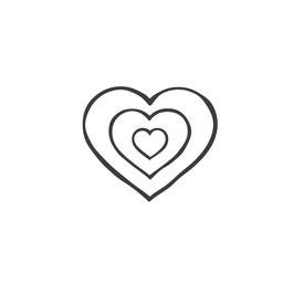 Die *Rahmen Herz*